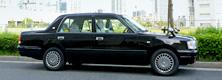 タクシー業界について